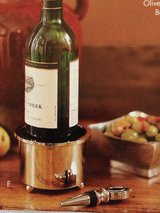 Southern Living at Home - Wine Bottle Holder and Stopper in Baytown, Texas