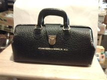 ANTIQUE LILLY WALRUS BLACK LEATHER MEDICAL DR.'S BAG W/FULL NAME & INFO in Camp Lejeune, North Carolina