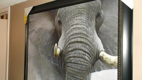 ELEPHANT PAINTING in Alamogordo, New Mexico