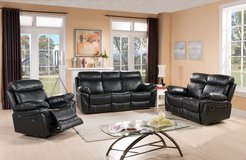 RECLINER SOFA LOVE SEAT AND CHAIR in Riverside, California