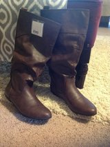 Brand New Brown Boots in Columbus, Georgia