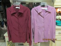 Two Great Tops From Kohls - Size Large - REDUCED in Kingwood, Texas
