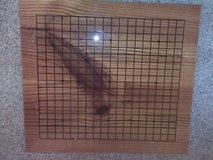 GO handmade wood board in Fort Rucker, Alabama