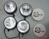 CIBIE Off-Road Rally lights in Alamogordo, New Mexico