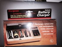 Burgess Battery Charger in Lockport, Illinois