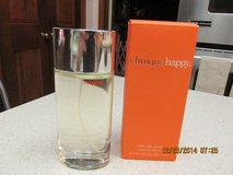 "Perfume Spray For Women -- Generous 3.4 oz Bottle --NIB-- Clinique ""Happy"" - REDUCED! in Kingwood, Texas"