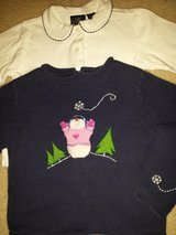 Girls 6X Snowman Sweater, Blouse in St. Charles, Illinois