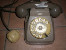 vintage house telephone in Vicenza, Italy