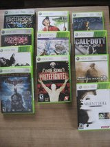XBOX 360 Games (Silent Hill, Batman, Madden, Call of duty and many more) in Ansbach, Germany
