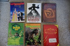 6 Movie Story Books in Colorado Springs, Colorado