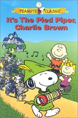 It's the Pied Piper Charlie Brown VHS in Houston, Texas