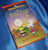 Charlie Brown Thanksgiving VHS in Kingwood, Texas