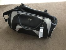 Ping 2013 Golf Duffel Bag Black/Grey NEW in Okinawa, Japan
