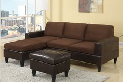 NEW MINI SECTIONAL FREE DELIVERY $349 in Fort Irwin, California
