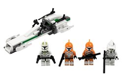 Star Wars LEGO Set # 7913 in Camp Lejeune, North Carolina