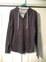mens hurley hoodie shirt sz. med. in Pleasant View, Tennessee