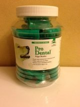 Pro Dental Dog Finger Brush in St. Charles, Illinois