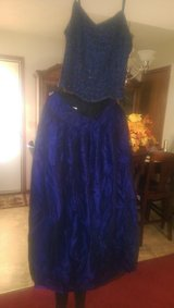 Ball gown size 12 in Lawton, Oklahoma