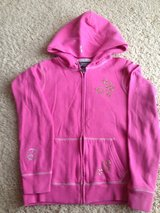 Pink Hoodie by Victoria's Secret-Large in Bolingbrook, Illinois