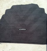 2007 Camry XLE trunk mat in Glendale Heights, Illinois