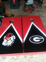 Cornhole Games in Byron, Georgia