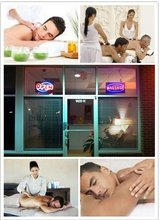 Oriental spa in Hampton, Virginia
