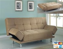 NEW SOFA BED FUTON $299 DELIVERY INCLUDED in San Bernardino, California