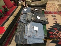 Men's Jeans - New Condition - Sizes  42 - 44 - 46 (3 Pairs Left - See Details) in Kingwood, Texas