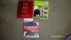 Hardcover  cook books with dust covers in Travis AFB, California