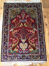 Handmade Iranian ISFAHAN Rug (New) in Ramstein, Germany