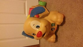 Fisher Price Stide  to Ride  puppy in Hinesville, Georgia