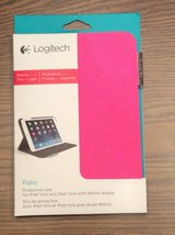 Brand New Logitech Folio case for iPad Mini, Pink in Naperville, Illinois