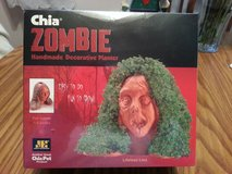 Zombie Chia Pet  Lifeless Lisa in St. Charles, Illinois