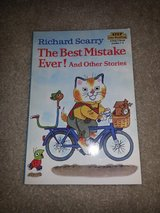 Richard Scarry The Best Mistake Ever! and other Stories in Camp Lejeune, North Carolina