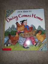 Daisy Comes Home book in Camp Lejeune, North Carolina