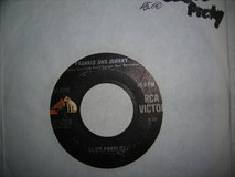 Elvis Presley 45 rpm record in Alamogordo, New Mexico