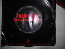 Grand Funk 45 rpm record in Alamogordo, New Mexico