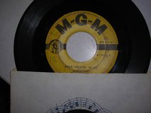 """Your Cheatin heart""  Hank Williams 45rpm in Alamogordo, New Mexico"