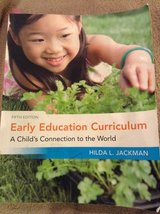 Early Education Curriculum A Child's Connection to the World in Fort Benning, Georgia