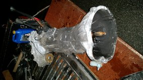 5 speed manual 4x4 Toyota 4 runner transmission and transfer case in Camp Lejeune, North Carolina