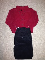 Boys Corduroy Shirt w/Corduroy Pants in Aurora, Illinois