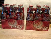 "2 HOLIDAY 2004 EDITION, ""COCA COLA CLASSIC"", NEVER OPENED 6-PKS. in Camp Lejeune, North Carolina"