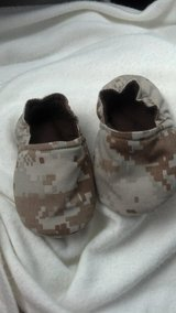 USMC MARPAT Baby Shoes, Handmade, New in Camp Lejeune, North Carolina