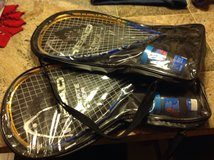 Set to play racquetball for two in Fort Lewis, Washington
