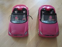 Barbie Doll Convertible Toy Cars - Have 1 left in Joliet, Illinois