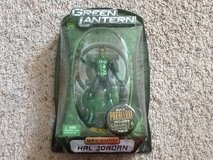 Metallic Hal Jordan Figure in Camp Lejeune, North Carolina