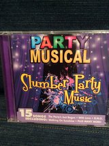"""Party Musical""""Slumber Party Music"""" CD songs in Glendale Heights, Illinois"""
