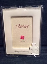 Russ Berrie and Co. Baby's Christening photo frame in Bolingbrook, Illinois