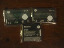 Motorola Cell Phone Batteries *New/Never used in Alamogordo, New Mexico