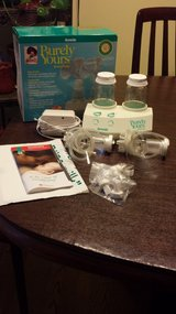 Ameda purely yours breast pump in Naperville, Illinois
